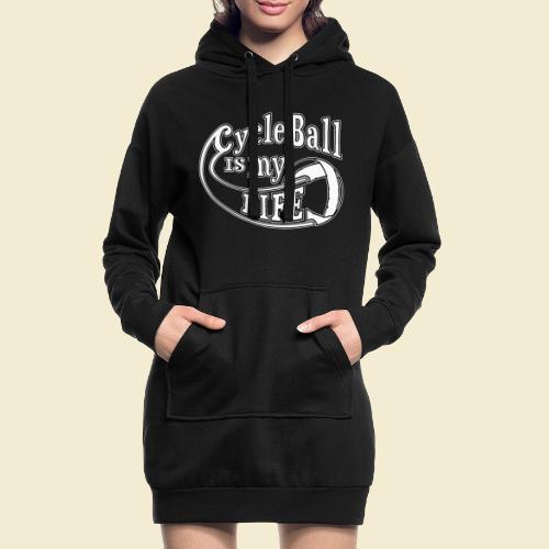 Radball | Cycle Ball is my Life - Hoodie-Kleid