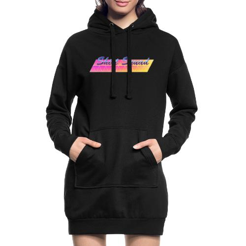 80's Shirt Squad - Hoodie Dress