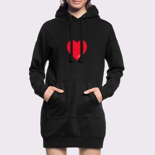 lovebooster - Hoodie Dress