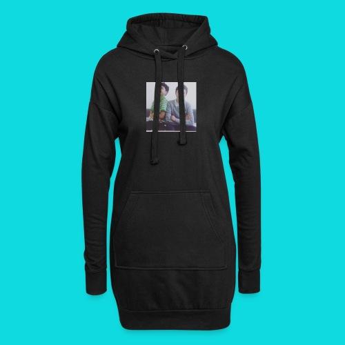 Yakonic T-shirt - Hoodie-kjole