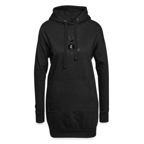 Motivate The Streets - Hoodie Dress