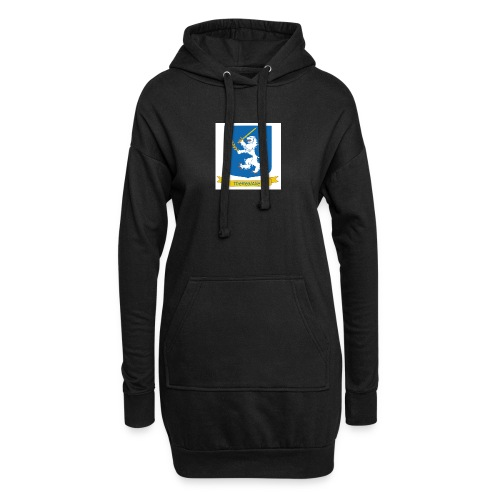 TheRealAlle4433 Logo - Hoodie Dress