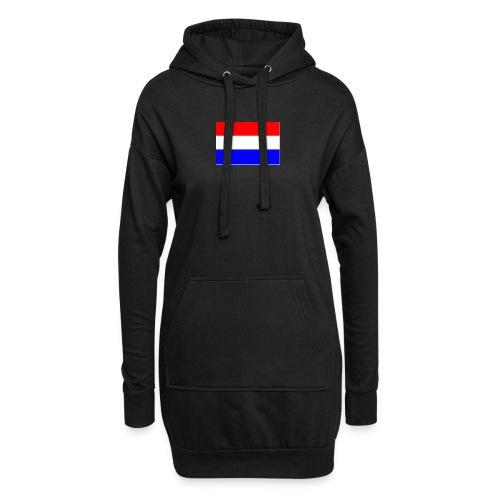 vlag nl - Hoodiejurk