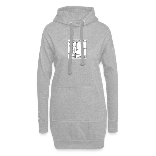 W.O.T War tactic, tank shot - Hoodie Dress