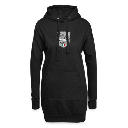 Tre Cime Italy coat of arms - Hoodie Dress