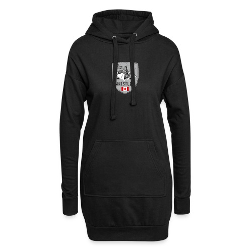 Whistler Canada coat of arms - Hoodie Dress