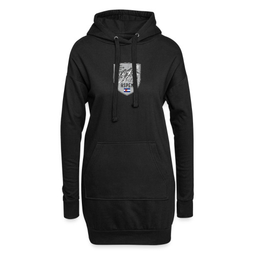 Aspen USA coat of arms - Hoodie Dress