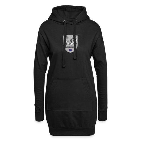 Jackson Hole USA Wappen - Hoodie Dress