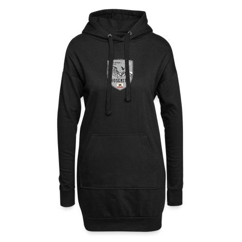 Yosemite USA coat of arms - Hoodie Dress