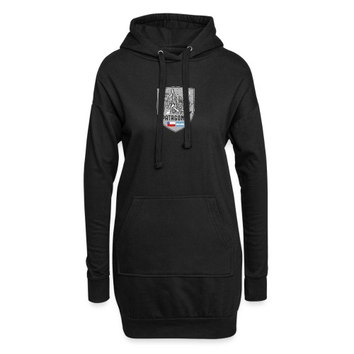 Cerro Torre Patagonia coat of arms - Hoodie Dress
