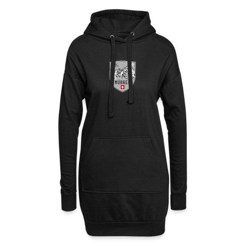 Murren Switzerland coat of arms - Hoodie Dress