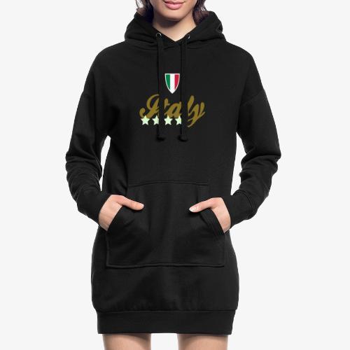 Gruppo di stelle Italia - Vestitino con cappuccio