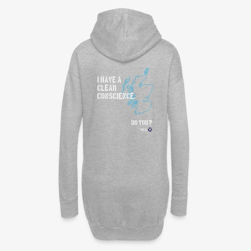 Clear Conscience - Hoodie Dress