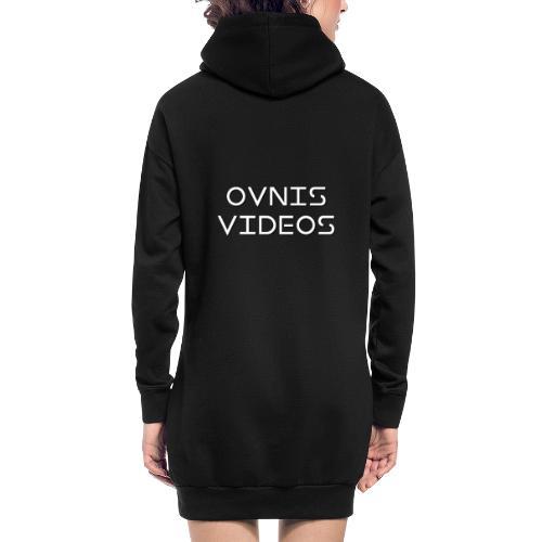 Collection Ovnis Videos - Sweat-shirt à capuche long Femme