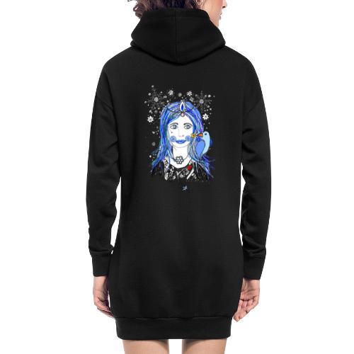 SternenZauber - Hoodie-Kleid