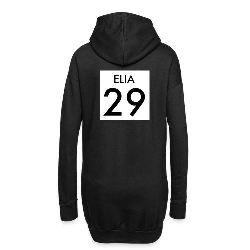 29 ELIA - Hoodie-Kleid