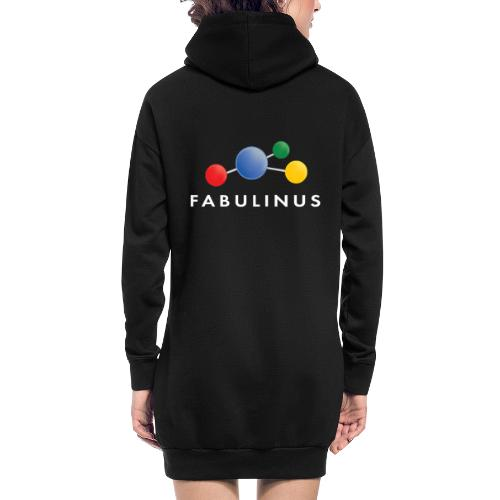 Fabulinus logo enkelzijdig - Hoodiejurk