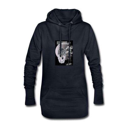 Re wild britain tee shirt - Hoodie Dress