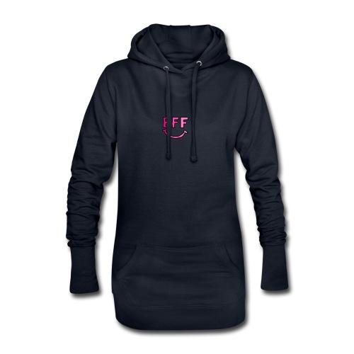 BFF Smilie Face - Hoodie-Kleid