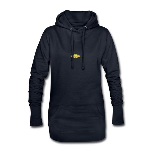 GoLDen - Sweat-shirt à capuche long Femme