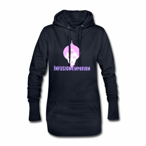 cute logo - Hoodie Dress
