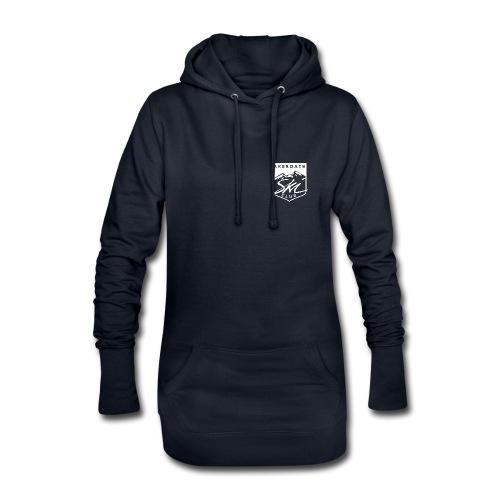Arbroath Ski Club Logo White - Hoodie Dress