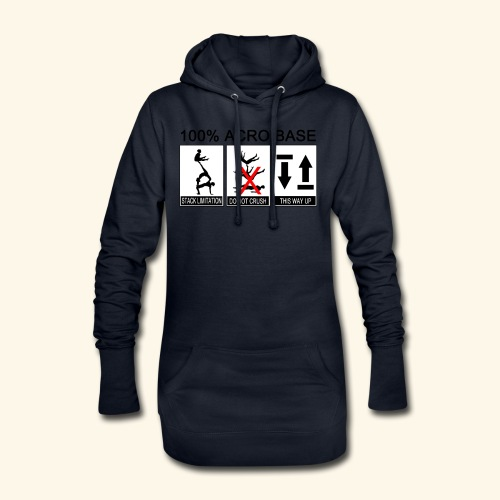 100% Acro Base - Women - Hoodie Dress