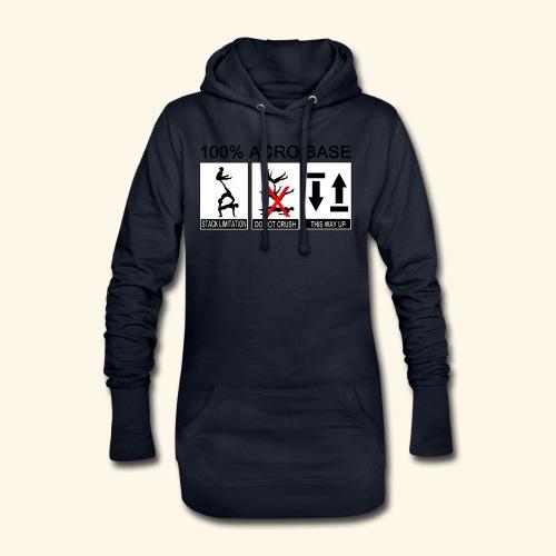 100% Acro Base - Women - Hoodie Dress