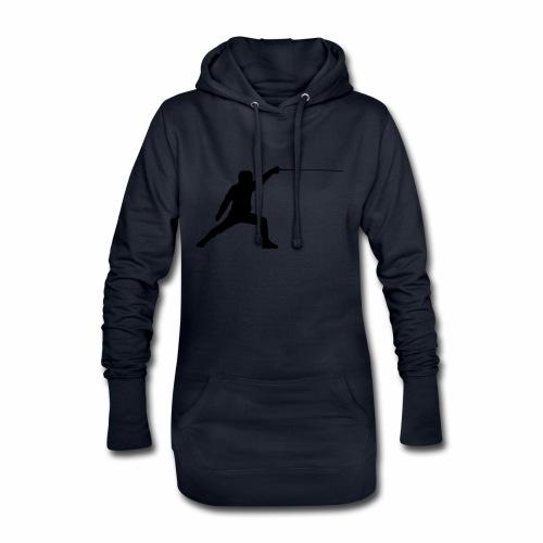 Fencer - Hoodie-Kleid