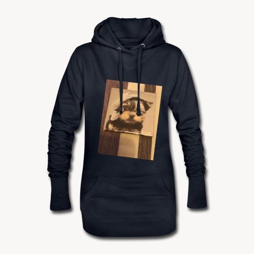 Yorkshire terrier. - Hoodie Dress