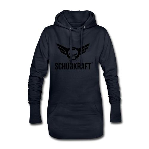 SCHUBKRAFT Streetwear - Hoodie-Kleid