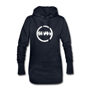 sivil logo - Hoodie Dress