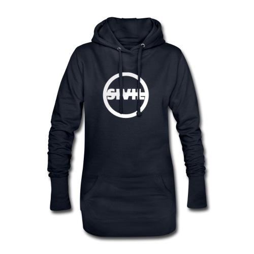 sivil logo - Hoodie Dress