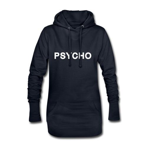 PSYCHO - Hoodie-Kleid