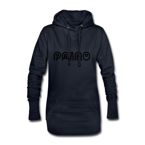 paino - Hoodie-Kleid