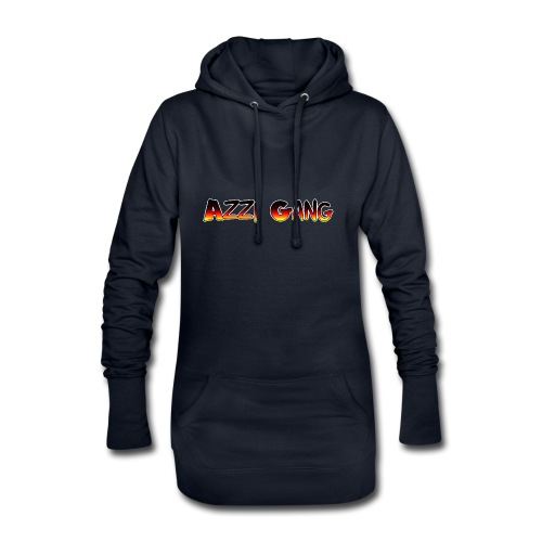 OFFICIAL AZZI GANG CLOTHING - Hoodie Dress