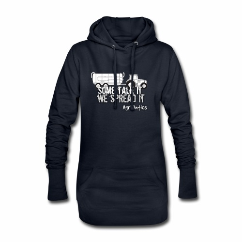 SOME TALK IT SLURRY - Hoodie Dress