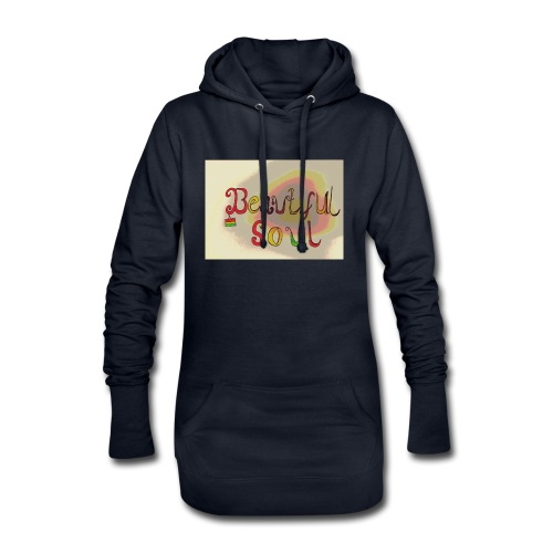 Beautiful soul - Hoodie Dress
