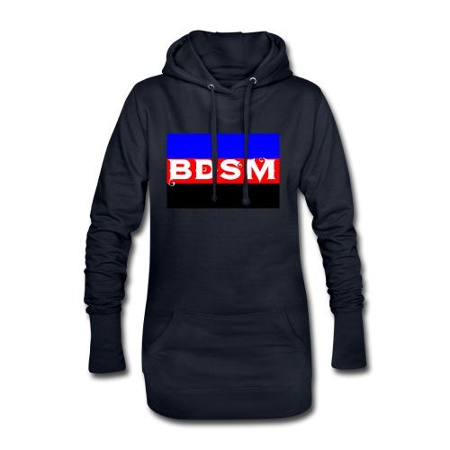 polyamor bdsm - Hoodie-Kleid
