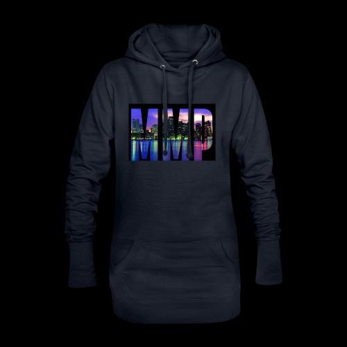 MonkyMusikProduktion Design MMP skyline - Hoodie-Kleid