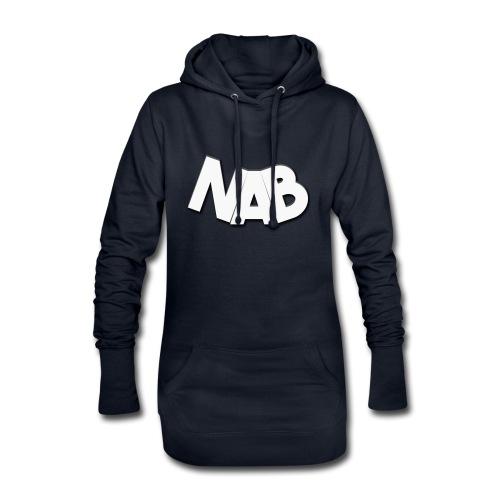 NAB.png - Hoodie-Kleid