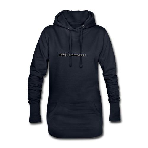 DWS black - Hoodie Dress