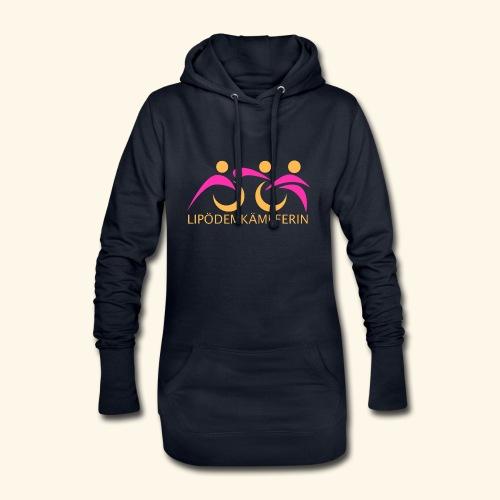 Logo Triathlon Geld - Hoodie-Kleid