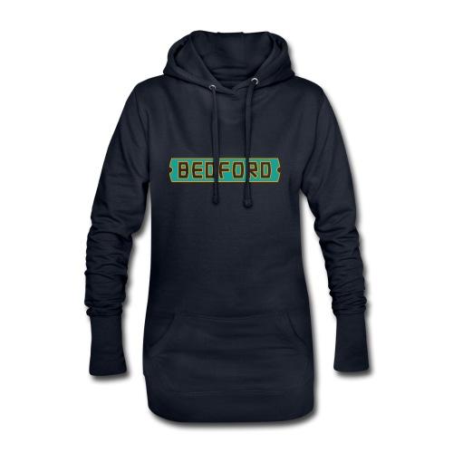 bedford logo - Hoodie-Kleid