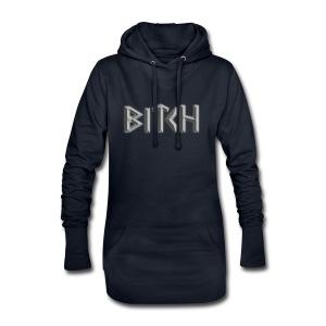 Bitch please! - Hoodie-Kleid