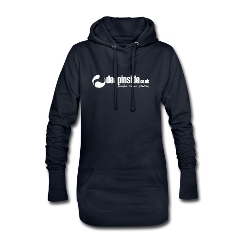 DEEPINSIDE Soulful House Station (Legendary logo) - Hoodie Dress