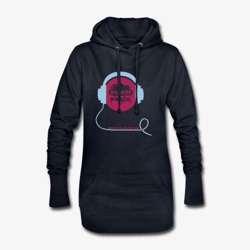 DJ Gewitter Basic 2.0 - Hoodie-Kleid