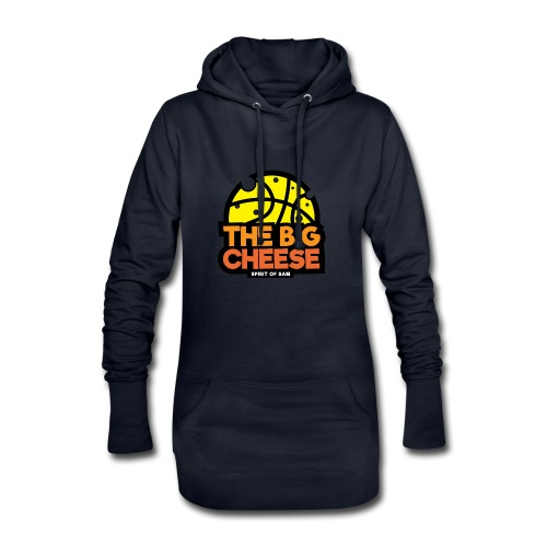 The Big Cheese Logo - Hoodie Dress