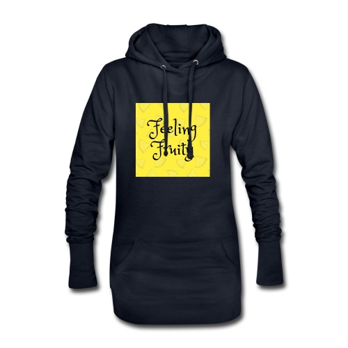 FeelingFruity tops - Hoodie Dress
