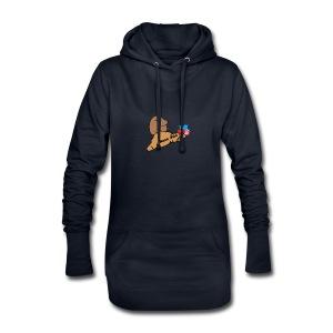 Deze Pim Sweatwear - Hoodiejurk